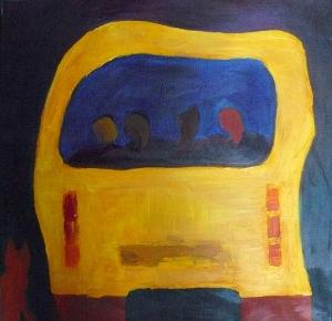 Ceci n'est pas un bus jaune